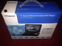 Potable DVD Player rechargeable