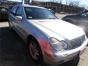 Mercedes C240 up for sale