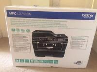Brand new Brother MFC L2700DN Printer