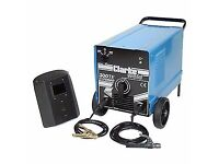 Clarke 220DC Turbo Arc Welder - ONLY £175.00 Ex Display was £499.00