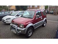 Suzuki jimny (Limited Edition)