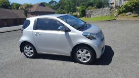 2011 Toyota IQ. .1 owner from new. .only 62.000 miles. Free road tax (not smart car)