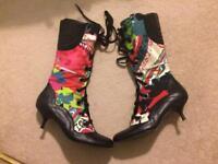 Pura Lopez boots, size 38 (5)