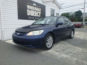 2005 Honda Civic SEDAN 5 SPEED 1.7 L