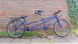 Tandem, Viking Timberwolf. Excellent condition (barely riden)