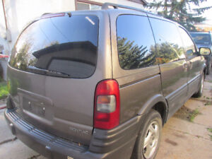 2004 Pontiac Montana GT Minivan, Van