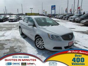 2014 Buick Verano BLUETOOTH | COMFORT | MUST TEST DRIVE