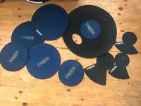 XMute Drum Practice Pads