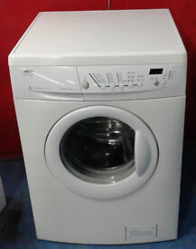 S572 white zanussi 5.5kg 1400spin washing machine comes with warranty can be delivered or collected