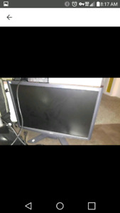 Acer wide screen monitor