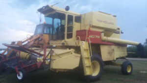 TR75 NewHolland