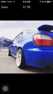 2002 Subaru Wrx Awd