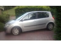 renault scenic 1.6 vvt petrol great condition 10months MOT bargain price