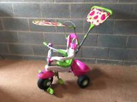 *** SMART TRIKE WITH ALL ACCESSORIES ***