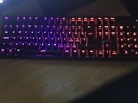Gaming Keyboard/Mechanical Keyboard Xtrfy K2 RGB
