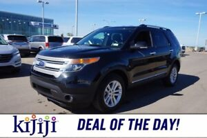 2015 Ford Explorer AWD XLT Accident Free,  Heated Seats,  Blueto