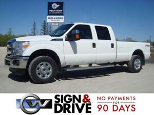 2014 Ford F-350 XLT LWB FX4 *New Tires*Spray-in Boxliner*