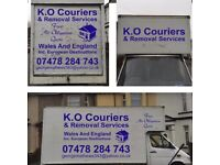 K.O. Couriers and Removals
