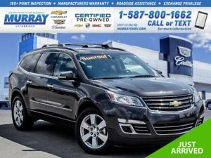 2014 Chevrolet Traverse **Sunroof!  Navigation!**