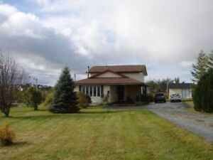 House with Land: 4 bedroom home in Torbay with land!