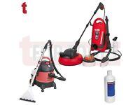 Sealey PW1600 Pressure Washer 110bar + PC310 20 Litre Vacuum & 1 Litre Detergent
