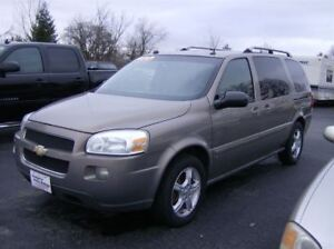 2006 Chevrolet Uplander AS TRADED SPECIAL NOW $1000