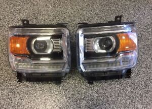 GMC HID Head Lights