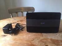 BT Home Hub 6 with power cable £30 ONO
