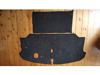 VW T2 Bay Campervan Carpet Mats - £20