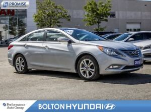 2013 Hyundai Sonata -PENDING DEAL-Limited|51712 Km's|NAVI|Leathe