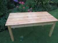 PINE TABLE FOR SALE