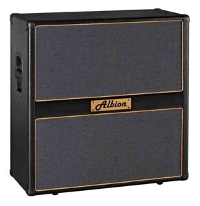Albion GLS412 guitar cabinet. (Cab only)