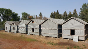 Storage Sheds/ Metal Clad Garages to Move