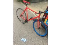 Create fixie bike for sale £50 o.n.o