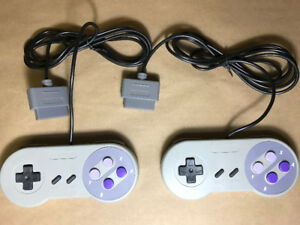 Controller for SNES or NES  Brand New & Great Quality