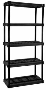 5 Tier Free Standing Shelving Unit for outdoors/Indoors