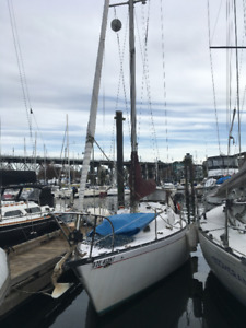 29' Northern Yacht Sloop - Sold Pending Payment