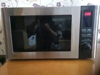 RUSSELL HOBBS COMBI OVEN/MICROWAVE