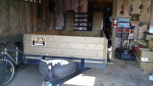 2011 RAINBOW EXPRESS  UTILITY TRAILER FOR SALE