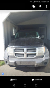 2008 Dodge Nitro SUV, Crossover