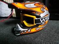 Kids mx Motorcross Helmet
