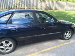 2006  Hyundai Elantra Excellent Condition