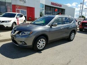 2014 Nissan Rogue S 4dr All-wheel Drive
