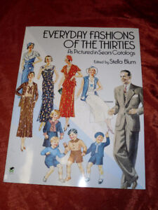 1930's History of Style Book