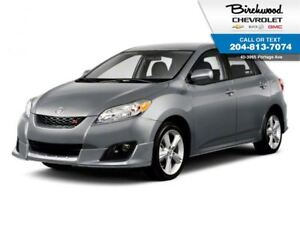 2013 Toyota Matrix Base