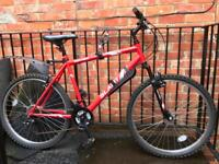 Apollo Slant Men's Bike, Warranty+ extras