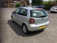 Volkswagen polo 1.4 automatic-57 reg-5dr hatchback-cheap insurance-part exchange available