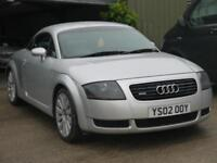Audi TT Coupe 1.8 ( 180bhp ) T MOT JULY 18. SERVICE HISTORY & CAMBELT DONE
