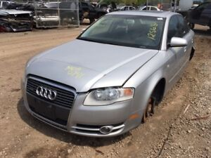 2006 AUDI A4 JUST IN FOR PARTS @ PIC N SAVE!
