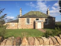 3 bedroom detached period cottage with private garden in superb rural location